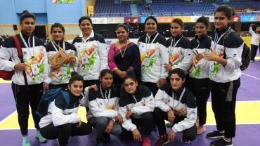 Khelo India Kabaddi Youth Games