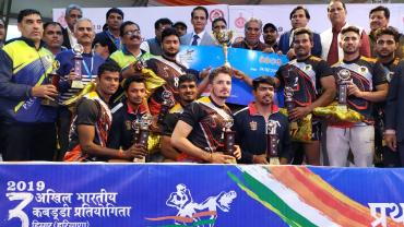 railways services pandit deen dayal kabaddi news