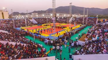 kabaddi roha tournament