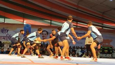 deen dayal kabaddi tournament