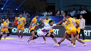 Haryana Heros Pune Pride IPKL Indo International Premier Kabaddi League IIPKL